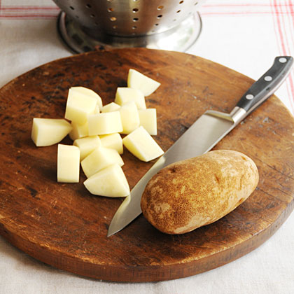 How do I know which potato to use in a recipe?