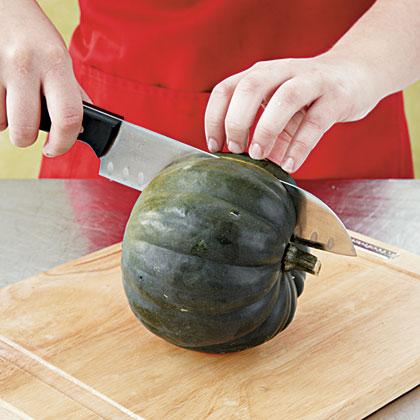 Cutting the Squash