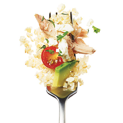 Chicken-Avocado Salad Recipe