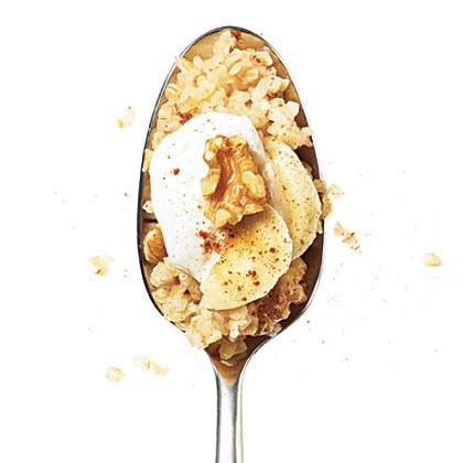 Cinnamon Banana Crunch Bowl Recipe