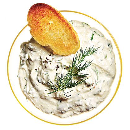 Creamy Spinach and Feta Dip Recipe