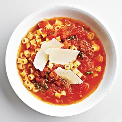 Italian Tomato SoupRecipe