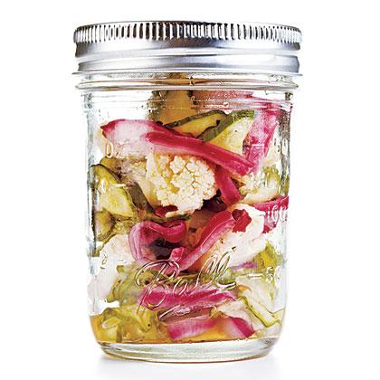 Pickled VegetablesRecipe