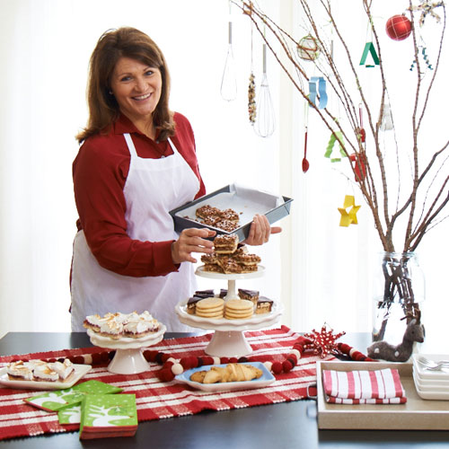Host a Santa's Cookie Workshop Party