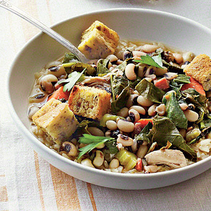 Hoppin' John Soup Recipe | MyRecipes