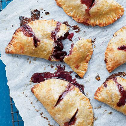 Roasted Cherry Hand PiesRecipe