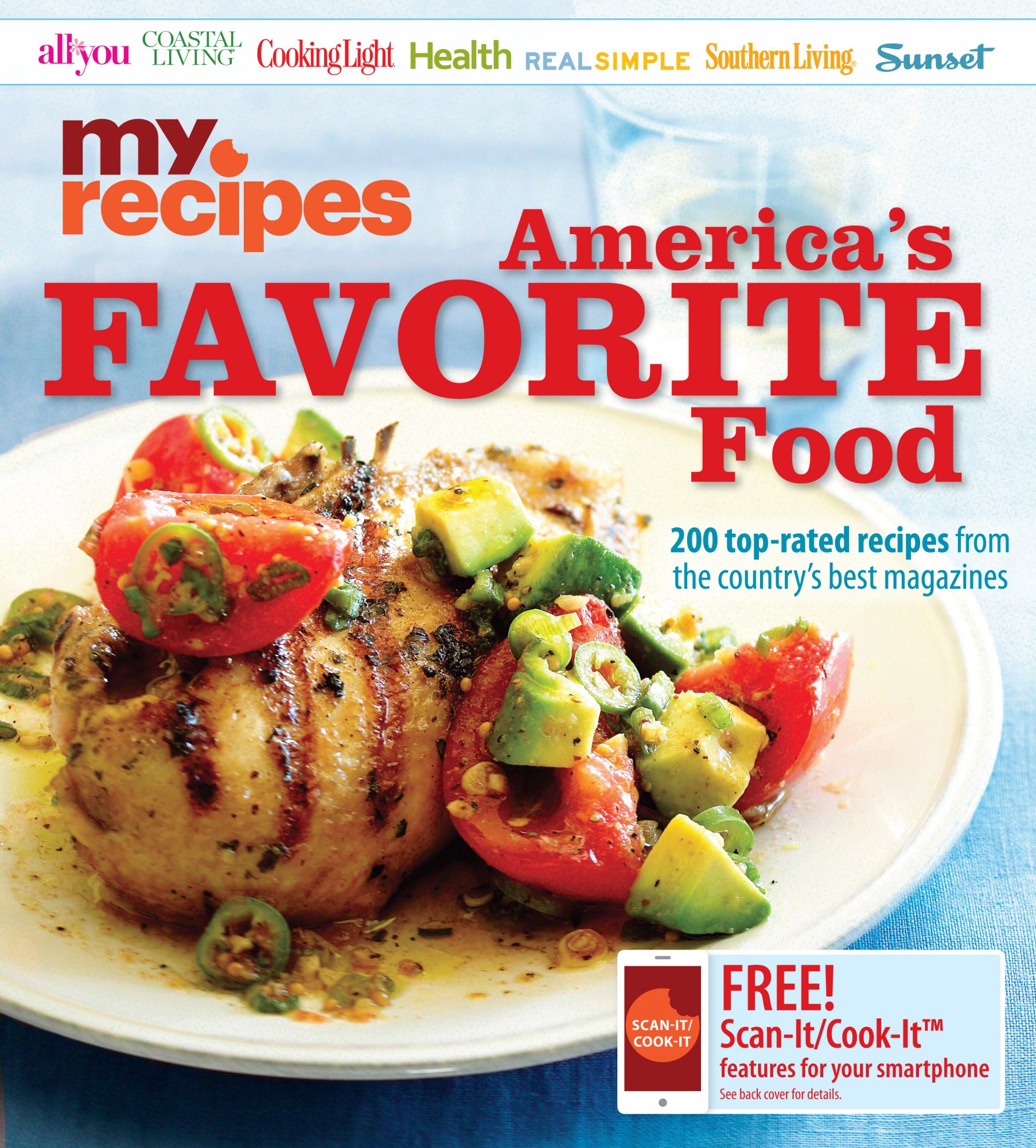 Discount Coupon for MyRecipes Cookbook