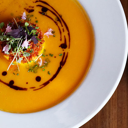 Carrot and Parsnip Soup Recipe