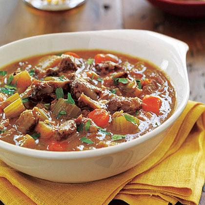 Oxtail Stew Recipe Myrecipes