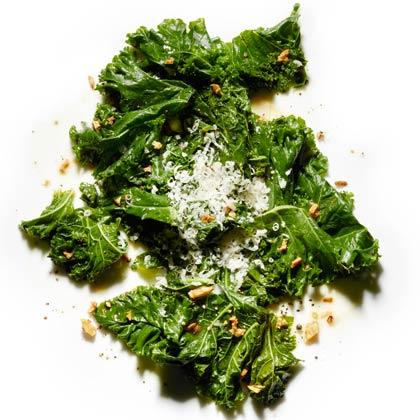 <p>Braised Kale</p>