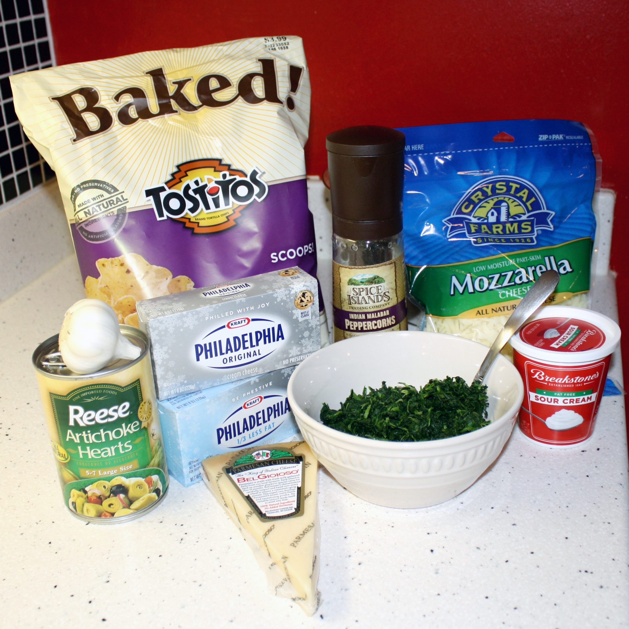 Cook the Book: Spinach-and-Artichoke Dip