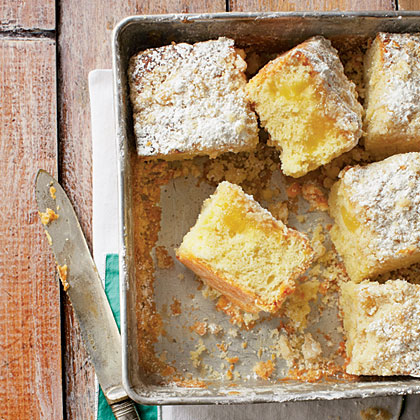 Lemon-Yogurt Crumb Cake