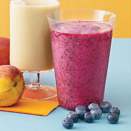 Blueberry-Pomegranate Smoothie Recipe