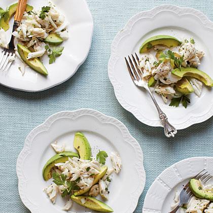 West Indies Crab Salad