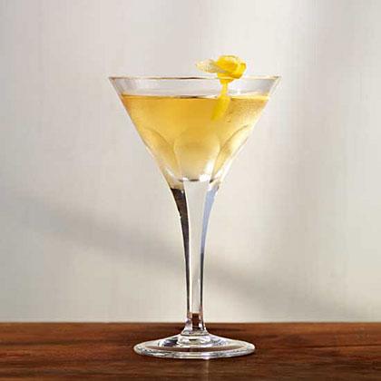 Aged Martini Recipe