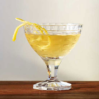 Aged White Manhattan Recipe