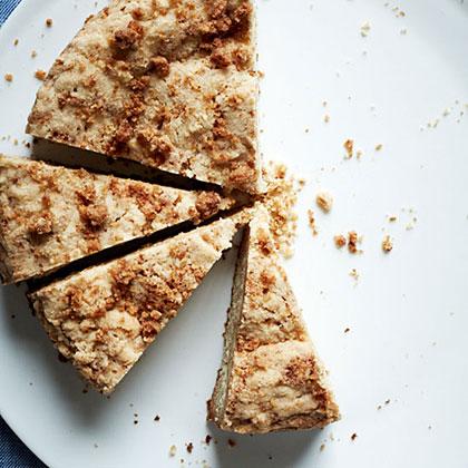 Brown Butter-Sour Cream Crumb CakeRecipe