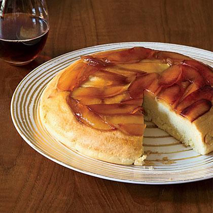 Light and Fluffy Baked Apple Pancake Recipe