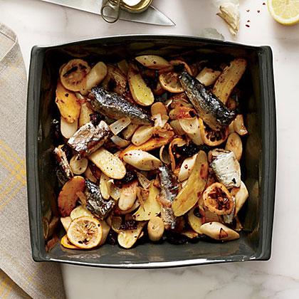 Mixed Pantry Pan Roast Recipe