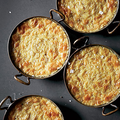 Vidalia Onion Soufflés