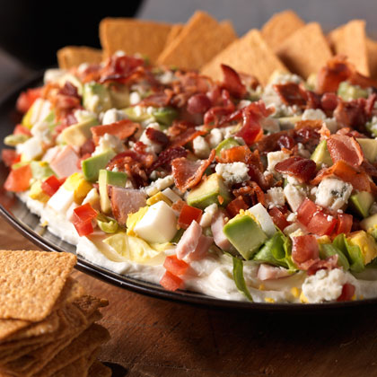 KRAFT Cobb Salad Dip Recipe