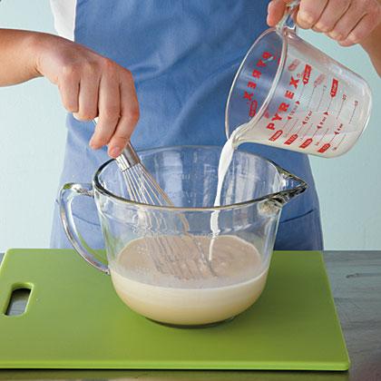 Combine Milk