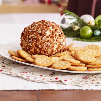 Party Cheese Ball Recipe Myrecipes