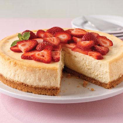 PHILADELPHIA Classic Cheesecake Recipe
