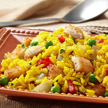 Easy Paella Recipe | MyRecipes.com