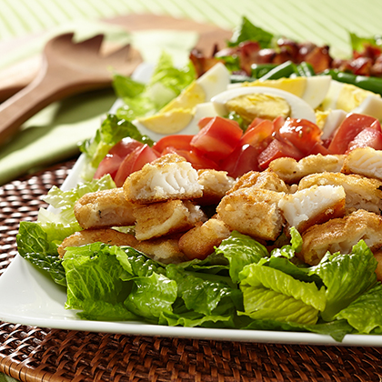 Nantucket Cobb Salad with Fish