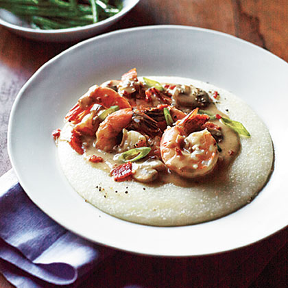 <p>Shrimp and Grits</p>