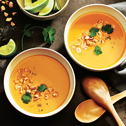 ck-Thai Butternut Soup