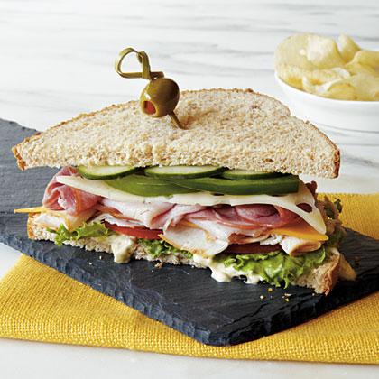 Dagwood Sandwiches Recipe