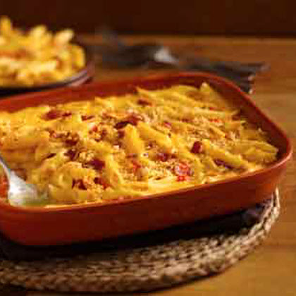 Easy Weeknight Bacon Mac 'n Cheese   Recipe