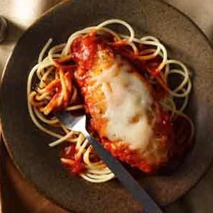 Easy Weeknight Chicken Parmesan Recipe