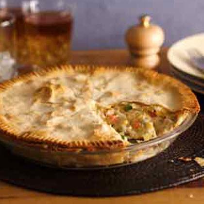 Easy Weeknight Chicken Pot Pie Recipe