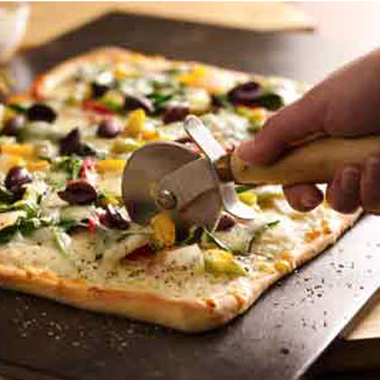 Pizza Primavera Recipe
