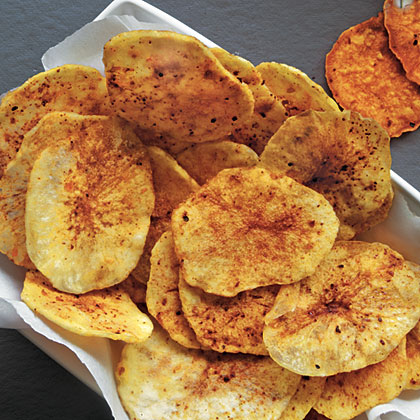 BBQ Potato Chips Recipe