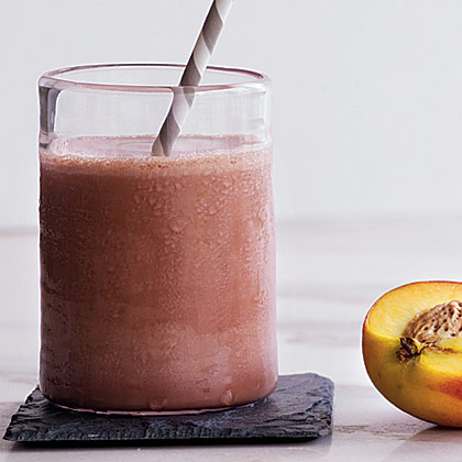 Chocolate Malt Shake
