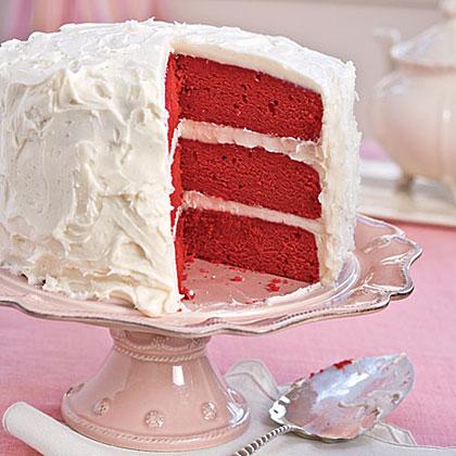 Red Velvet Layer Cake Recipe | MyRecipes