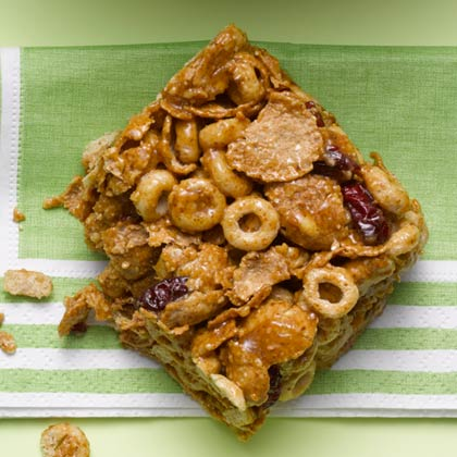 <p>Almond Cereal Bars</p>