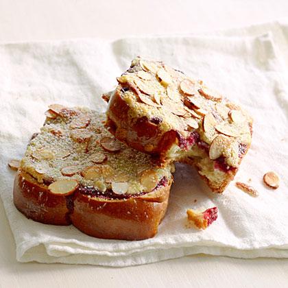 Almond and Jam Pastries