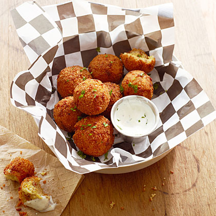 Fried Mormon Funeral Potatoes