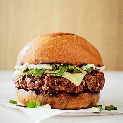 The Hatch Burger Recipe