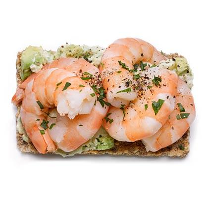 <p>Shrimp Stack</p>