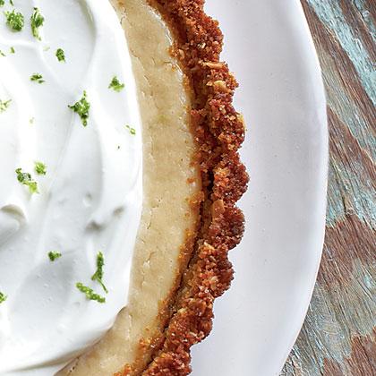 Almond-Graham Crust Recipe