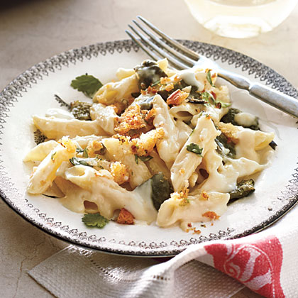 Poblano Mac and CheeseRecipe