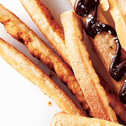 Spicy-Sweet Five-Spice Breadsticks Recipe