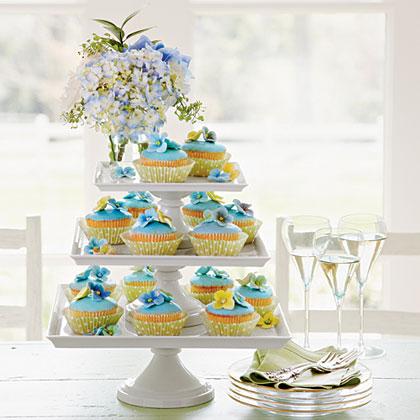 Pound Cake Cupcakes Recipe