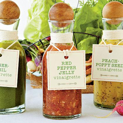 Red Pepper Jelly Vinaigrette Recipe | MyRecipes.com